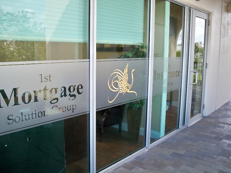 5 Benefits Of Adorning Your Business With Window Graphics