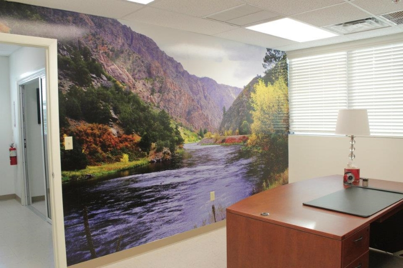 How Wall Murals Digital Art Can Tell The Story Of Your Brand